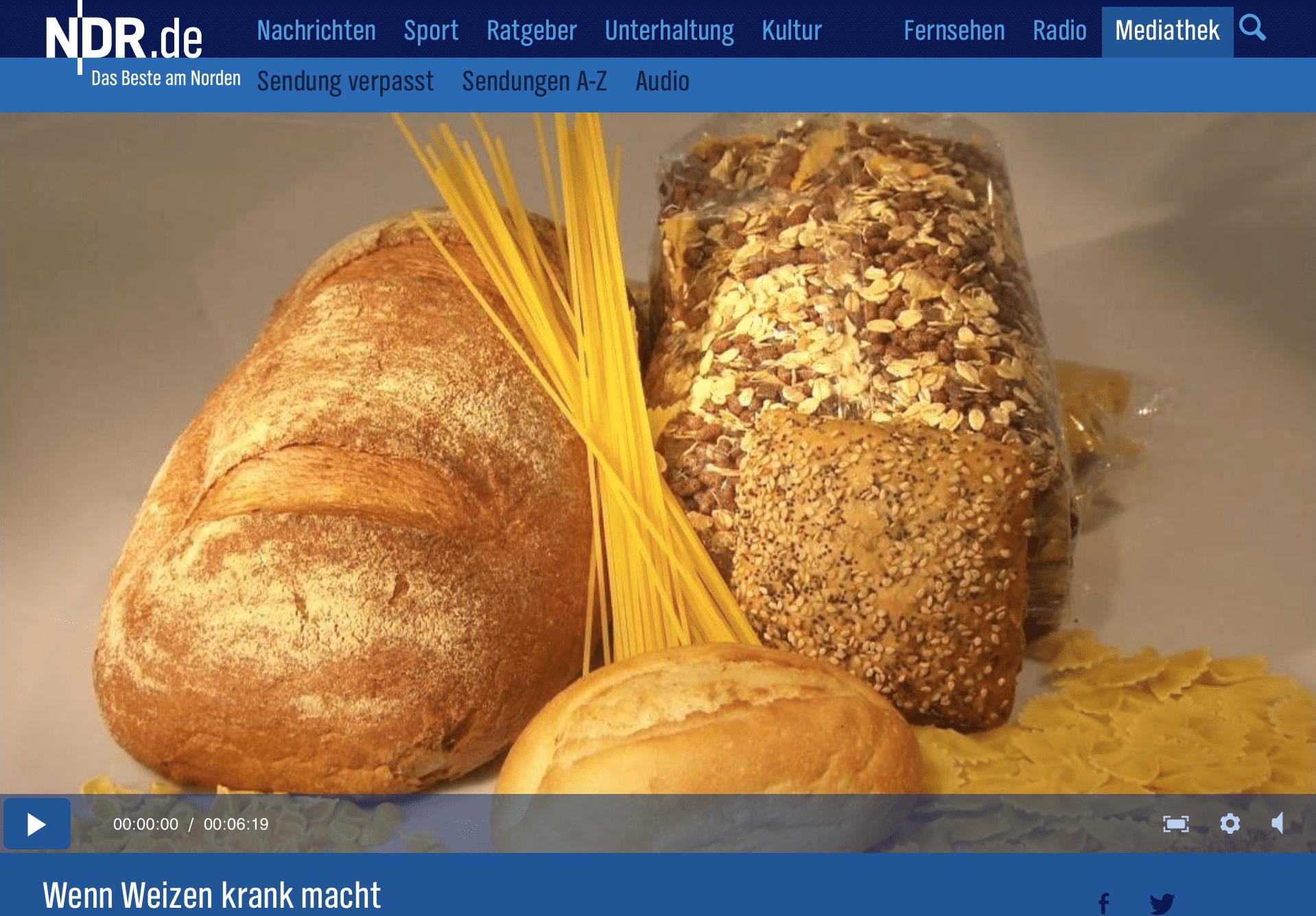 NDR Reportage Weizen